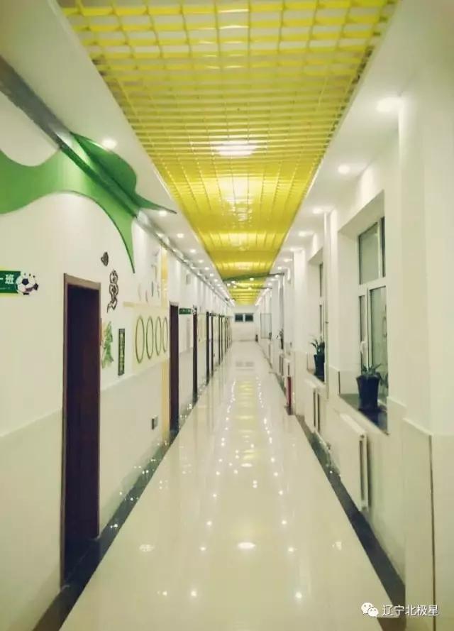 棚顶造型效果图 走廊