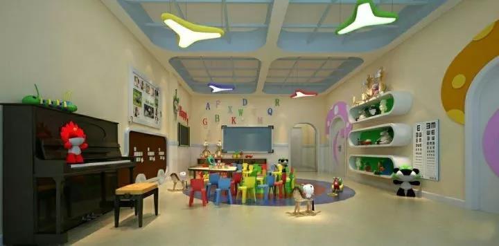 幼儿园墙面设计|这样才出彩